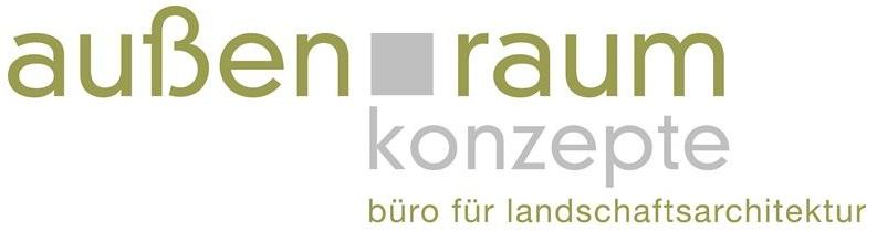 Logo mit Büro für Landschaftsarchitektur